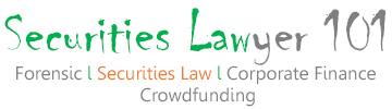 Securities Lawyer 101 - Going Public, Direct Public Offerings and Securities Law