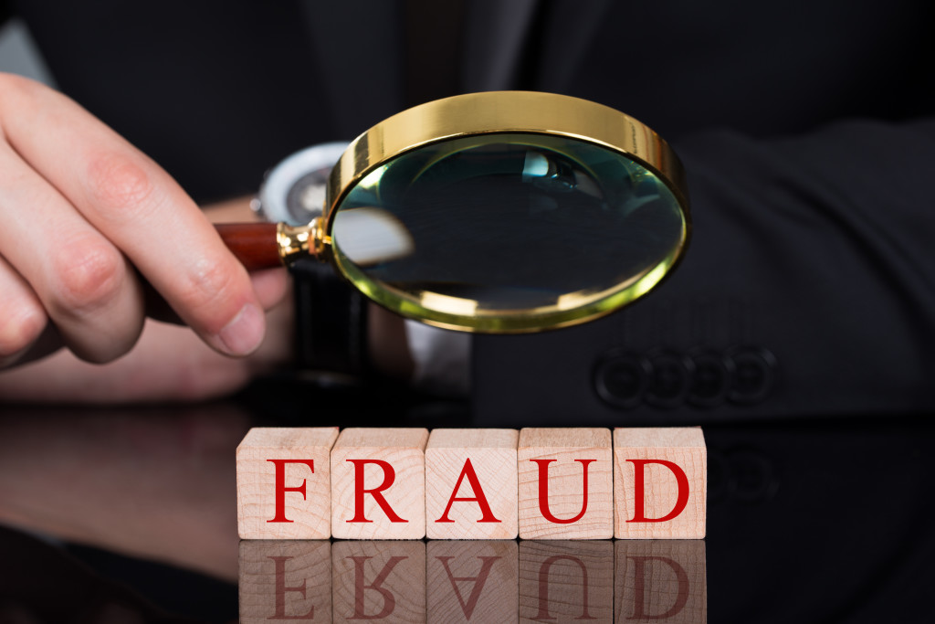 Southlake Resources Group - Fraud