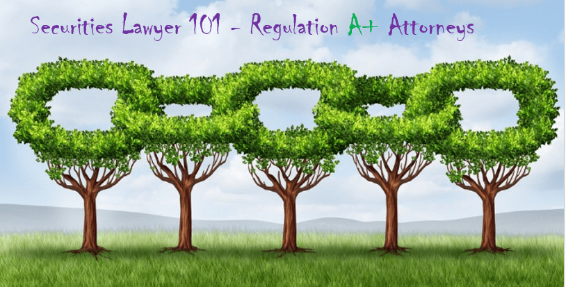Regulation A+ Lawyers – Regulation A+ White Paper